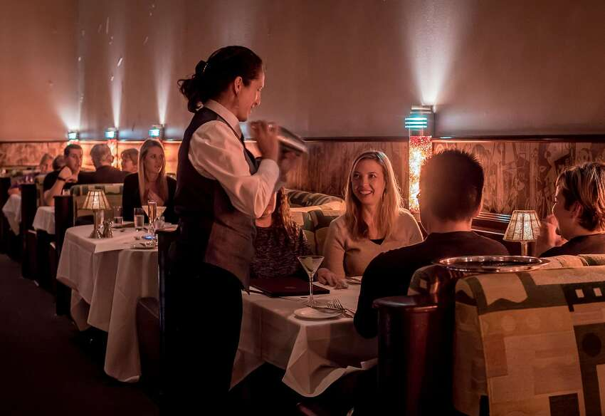 Jason Raffin(Comstock Saloon Chef de Cuisine):BIX