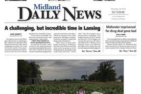 The Midland Daily News' entry from NPPA's Best of Photojournalism competition.