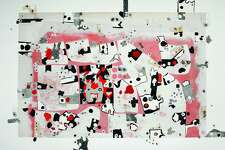 """This work by Lisa Bulowski will be featured at the EAC's """"Collage Mash Up."""""""