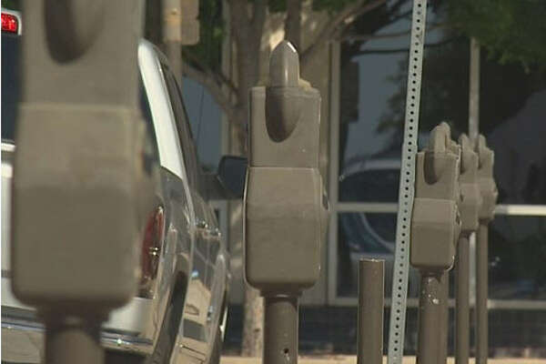Someone is stealing parking meters from around Fort Worth.Police say at least 35 meters have been stolen, some cut off the post while others were yanked out of the ground.