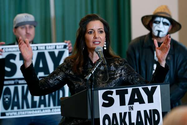 5e81d4f7d28 Oakland mayor on what went wrong with Raiders - SFChronicle.com