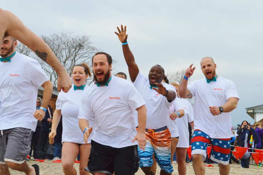 The Westport Penguin Plunge was held at Compo Beach on March 25, 2017. The Penguin Plunge is the largest grassroots fundraiser to benefit Special Olympics Connecticut. Brave plungers were encouraged to wear costumes; prizes were awarded to the best ones. Were you SEEN?