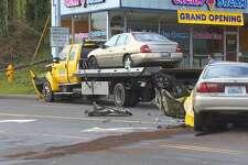 Deputies were investigating after a fatal crash in Burien.