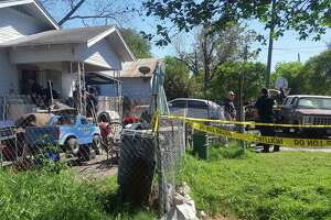 Police responded to reports of a shooting at about 2:15 p.m. Saturday in the 1000 block of Piedmont.