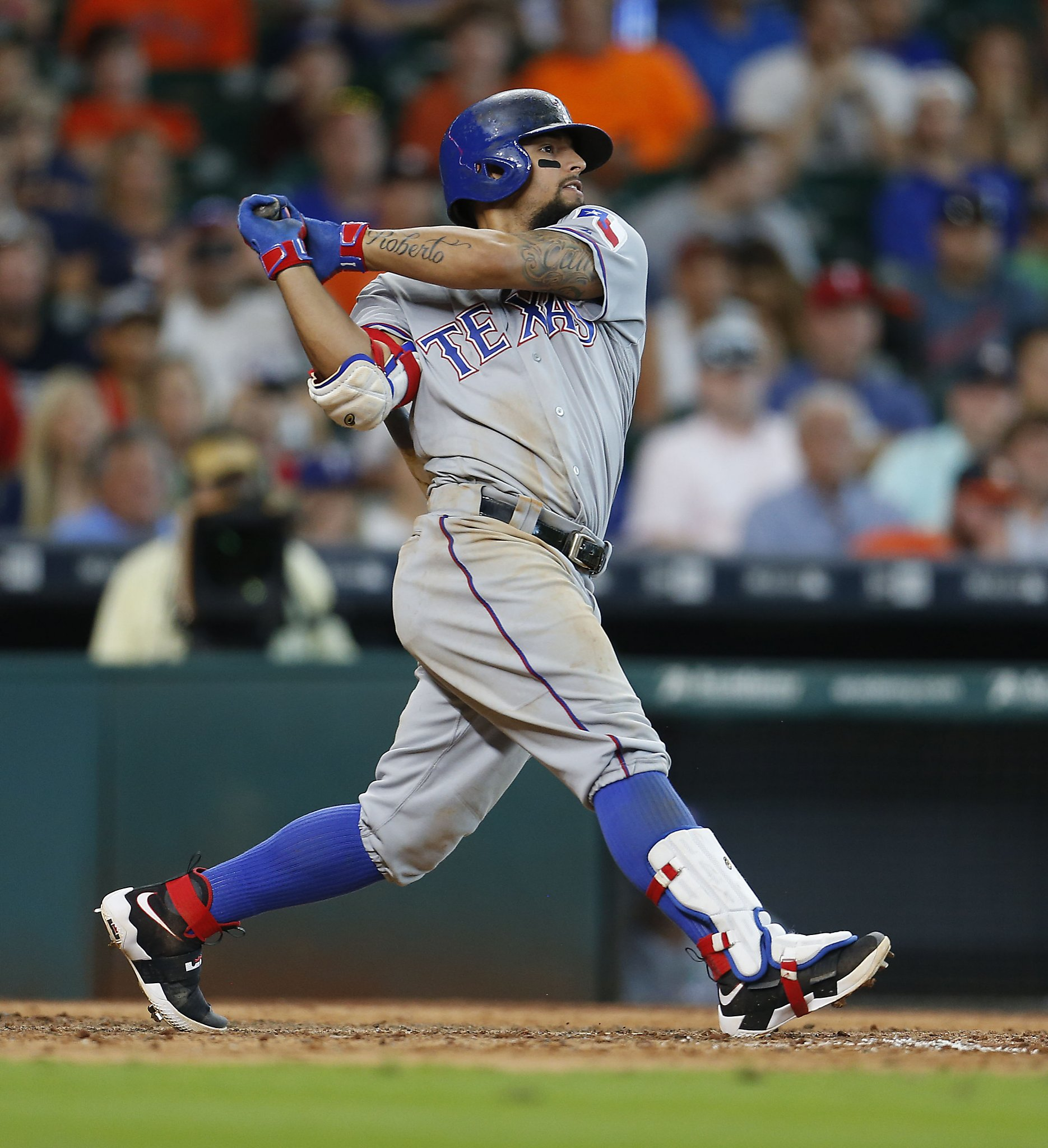 Rougned Odor's new contract with Rangers includes a couple ...