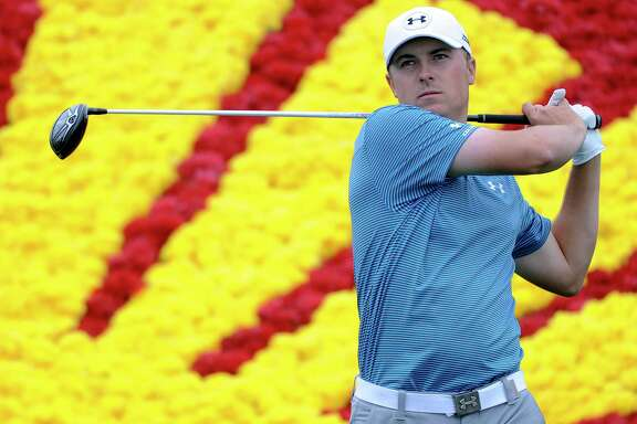 Jordan Spieth likes teeing off in the Shell Houston Open for a variety of reasons, such as it helps him prepare for the Masters at Augusta National Golf Club the following week.