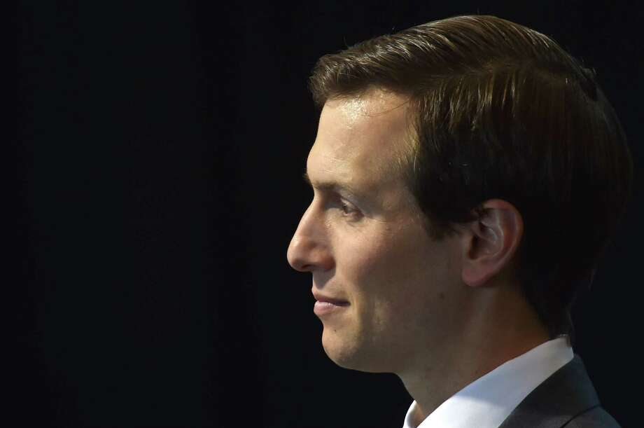 Jared Kushner, senior adviser to President Donald Trump -- and his son-in-law. Photo: NICHOLAS KAMM, Staff / AFP or licensors