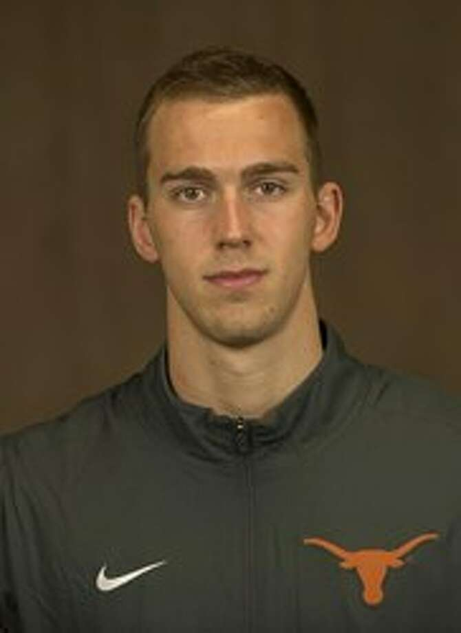 Senior Clark Smith, a 6-foot-9 senior from Denver, raced to a victory in Saturday's 1,650 freestyle final at the NCAA Men's Swimming and Diving Championships in Indianapolis. Smith, the son of former Texas NCAA championship swimmers John and Tori Smith, now holds American records in the 500, 1,000 and 1,650 freestyle events. He finishes his UT career with two additional NCAA titles in the 500 freestyle and a national championship in the 800 freestyle relay a year ago.