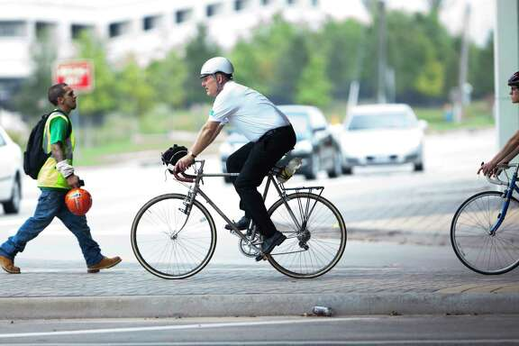 The adoption of the bike plan should symbolize Houston's commitment to the safety of everyone on our roads, and it's the beginning of a process to find funding and community support for specific bike lane projects.
