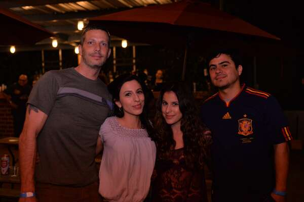 Southtown Vinyl celebrated their one year anniversary with a huge bash at the Paper Tiger Saturday night, March 25, that featured an eclectic lineup of DJs and EDM masters.