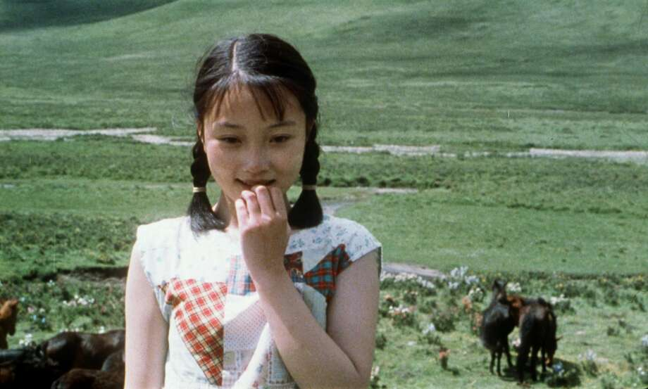 """Xiu Xiu (Lu Lu) is a girl who becomes a victim of China's Cultural Revolution in the 1970s in """"Xiu, Xiu"""" (1997), directed by San Francisco filmmaker and actress Joan Chen. Photo: Stratosphere Entertainment"""