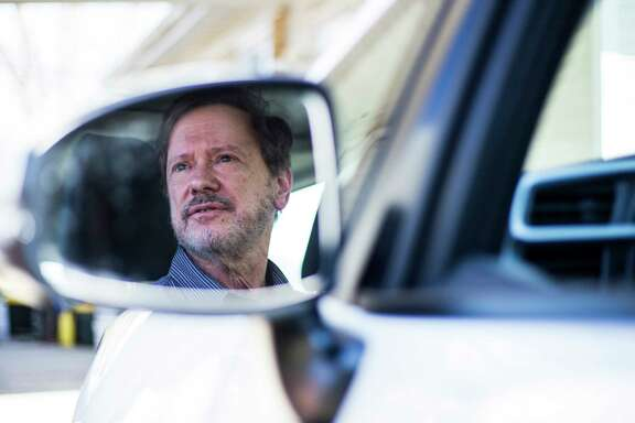 Steven Gold, 68, is among a growing group of older adults who are without children and live in suburbs where public transportation is not readily available. Self-driving cars might be a solution.