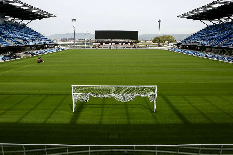 File photo of Avaya Stadium in San Jose. Photo: Amy Osborne, The Chronicle