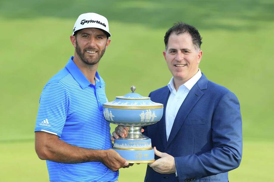 Dustin Johnson ponders staying in field for Shell Houston Open