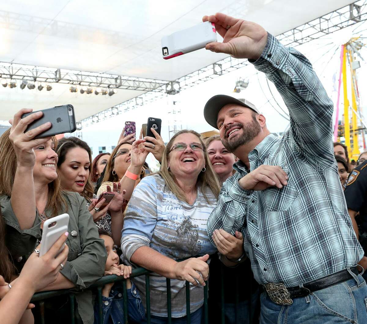March 18 Garth Brooks Sold out.