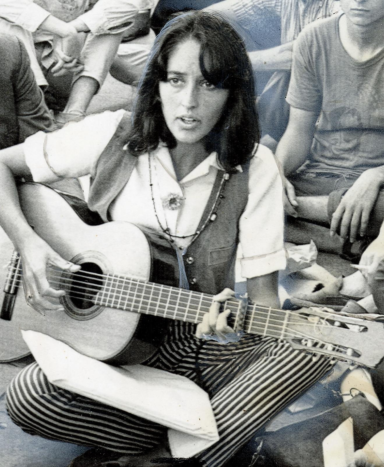 Joan Baez Opens Up On Retirement Rock Hall Induction Sfchronicle Com
