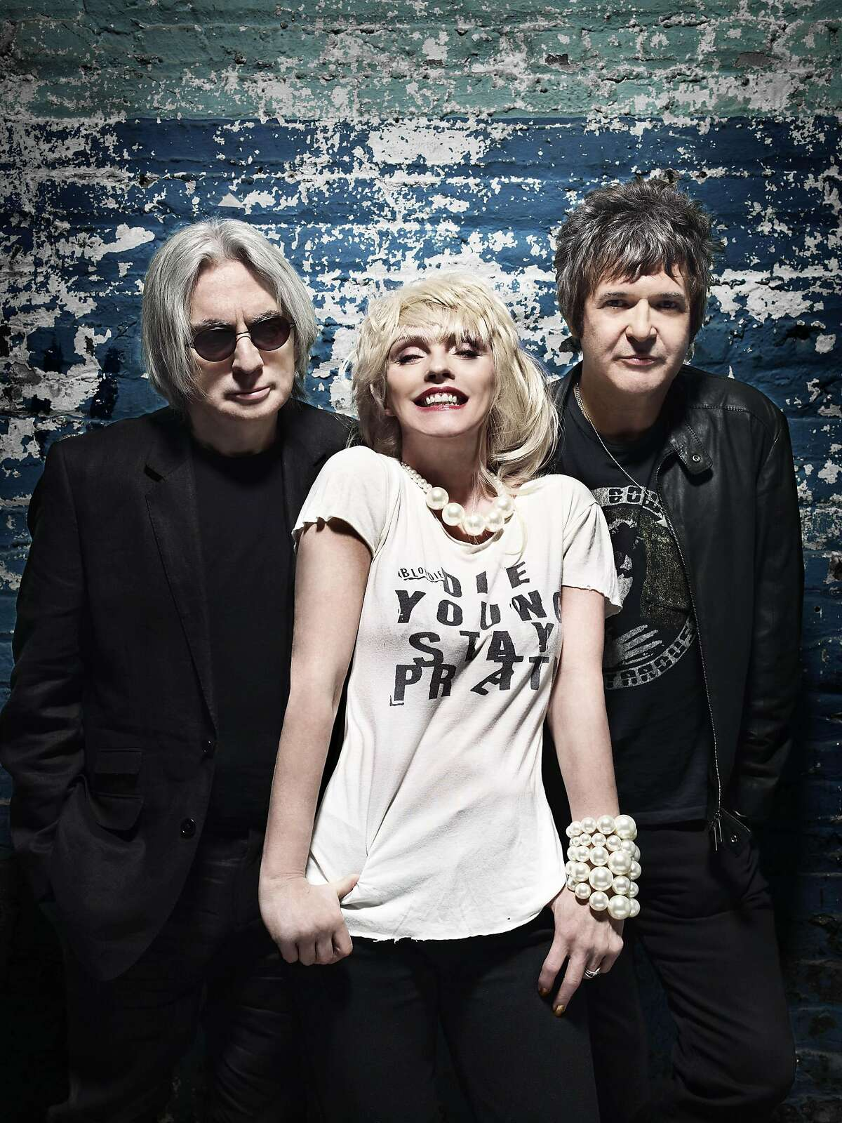 """Three of Blondie's orignal members, Chris Stein, Deborah Harry and Clem Burke, will be performing along with several new members at a Sunday, Oct. 7, 2012, show at the Capitol Theatre, 149 Westchester Ave, Port Chester, N.Y. Last year, the band released its ninth album, """"Panic of Girls."""" For more information, call 914-937-4126 or visit www.thecapitoltheatre.com. Contributed photo/F. Scott Schafer"""