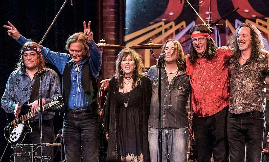 San Francisco Airship, a tribute to Jefferson Airplane, will be performing the only free concert this year in Golden Gate Park to celebrate the 50th Anniversary of the Summer of Love. The April 8 concert is at the de Young Museum. Photo: Courtesy Of The Artist