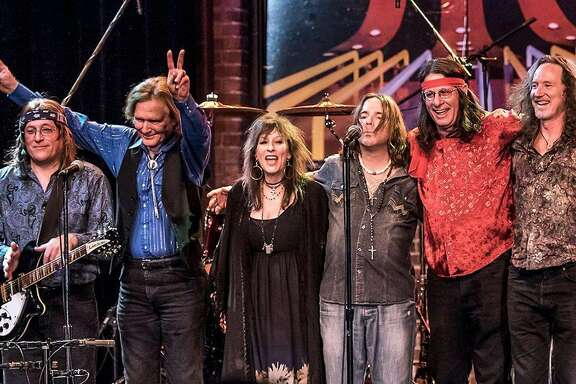 San Francisco Airship, a tribute to Jefferson Airplane, will be performing the only free concert this year in Golden Gate Park to celebrate the 50th Anniversary of the Summer of Love. �The April 8 concert is at the de Young Museum.