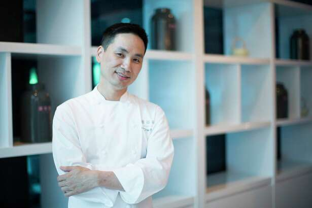 Yauatcha's executive chef Ho Chee Boon, Friday, March 24, 2017, in Houston. The new restaurant is opening March 29 at the Galleria.