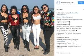 ladolcenotteevents:  #fiestadelaflor #FDLF #Selena