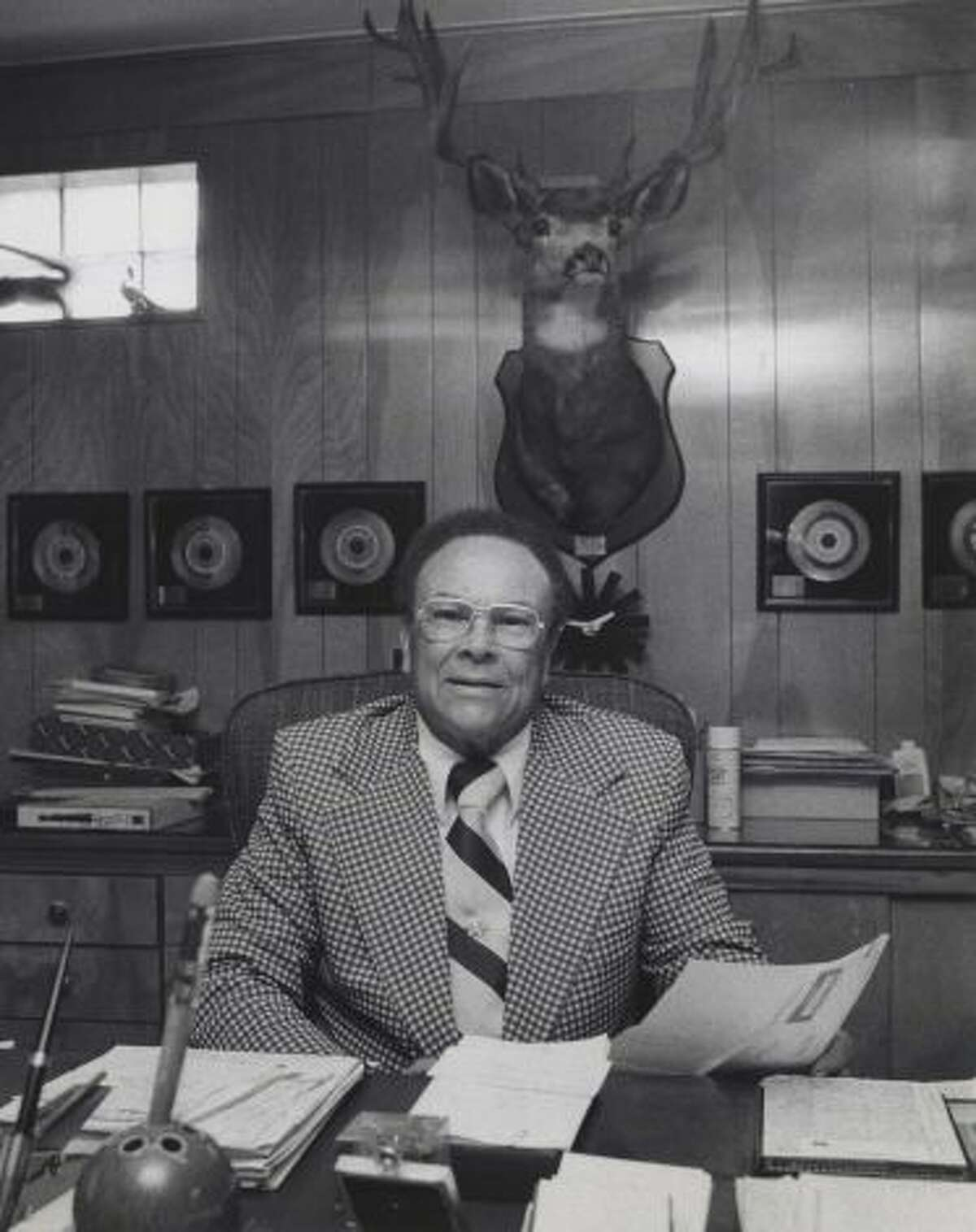 In February 1946, Don Robey opened the Bronze Peacock, designed to be the finest upscale club in the Fifth Ward.