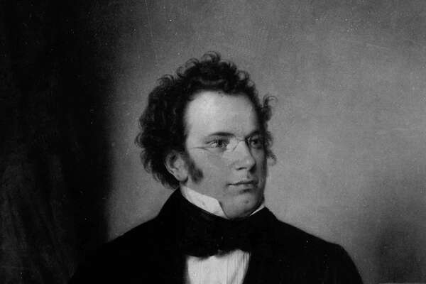 This is an undated image of composer Franz Schubert. [Schubert was born in Vienna, Austria, on January 31, 1797.] (AP Photo)