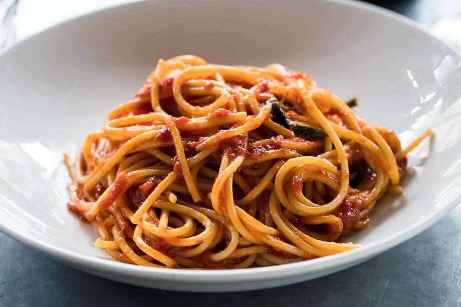 Recipe: Delfina's Spaghetti Pomodoro