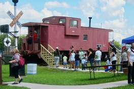 The Rosenberg Railroad Museum, 1921 Ave F, is celebrating the 10th anniversary of its RailFest fundraiser on April 8.
