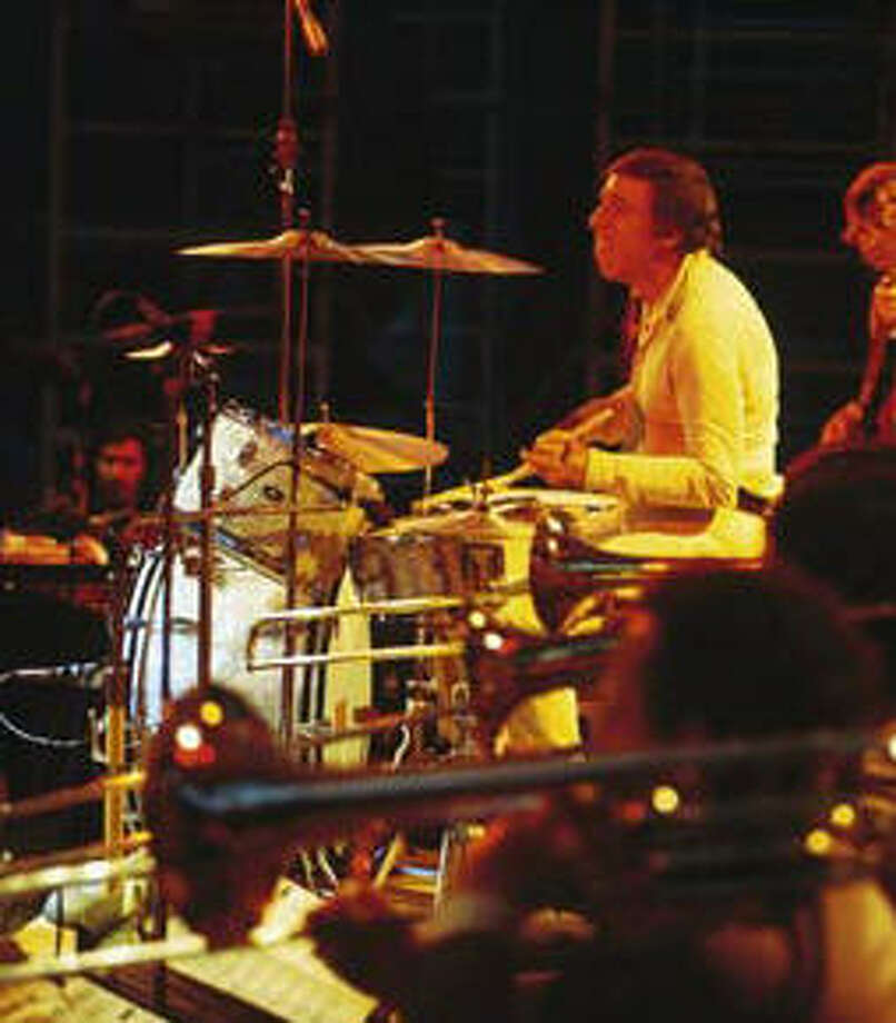 The Buddy Rich Band will headline this year's Katy Jazz Festival. Photo: Http://www.buddyrich.com/