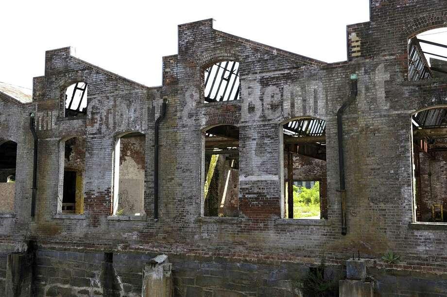 The former Gilbert & Bennett wire mill in Georgetown, Conn.,Thursday, August 7, 2014. Photo: Carol Kaliff / Carol Kaliff / The News-Times
