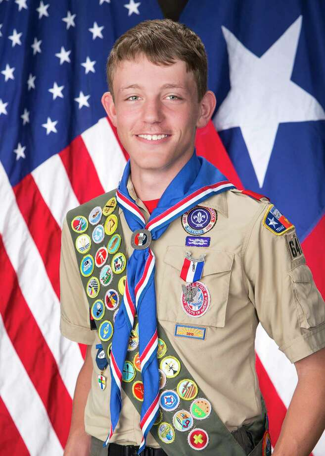 Joshua Laird recently earned his Eagle Scout honor. Photo: Submitted Photo / Jeff Grass Photography