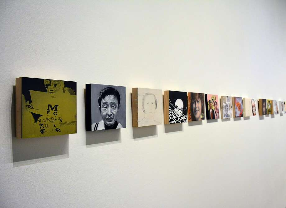 "Gallery view of ""With Liberty and Justice for Some."" Photo: Courtesy SFAC Galleries"