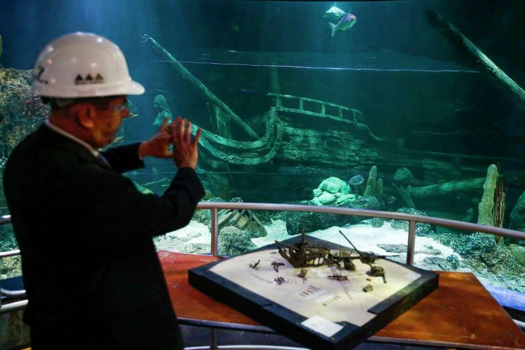 Moody Gardens Aquarium Pyramid to reopen Memorial Day weekend