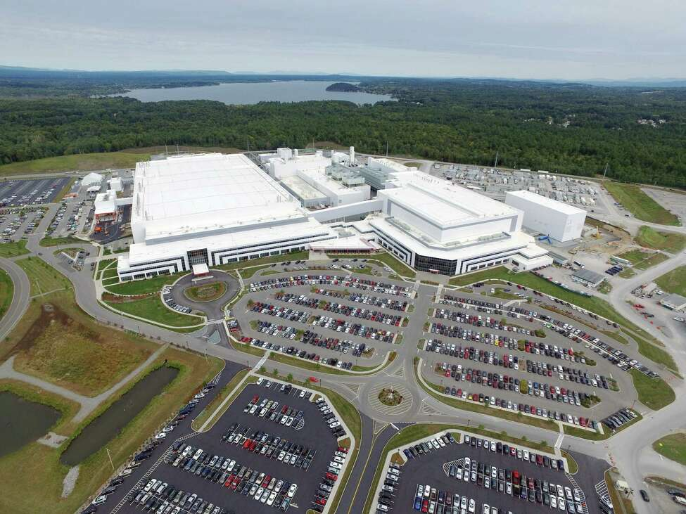 GlobalFoundries' Fab 8 campus in Malta is one of the bright spots in the slow-going upstate economy. Source: GlobalFoundries