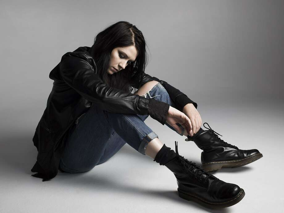 K.Flay's latest album, 'Every Where Is Some Where' Photo: Interscope Records