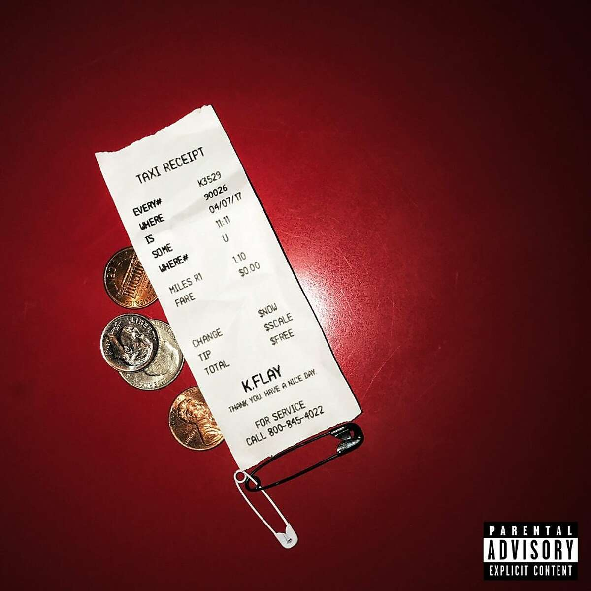 K.Flay's latest album, 'Every Where Is Some Where'