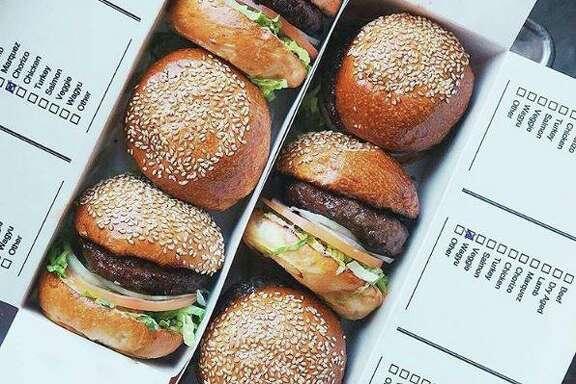 Burgerim serves mini-burgers in myriad combinations.