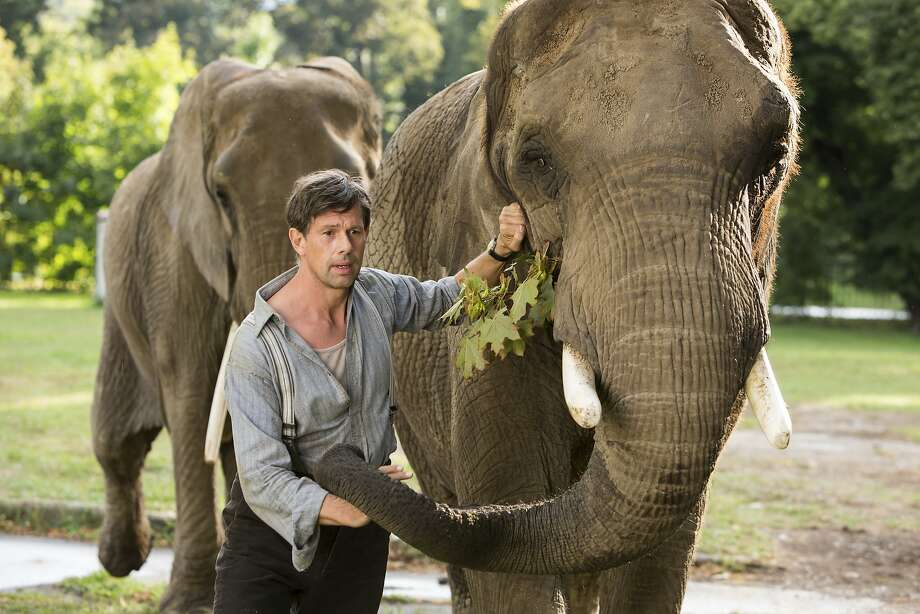 "Johan Heldenbergh in ""The Zookeeper's Wife."" Photo: Anne Marie Fox, Associated Press"