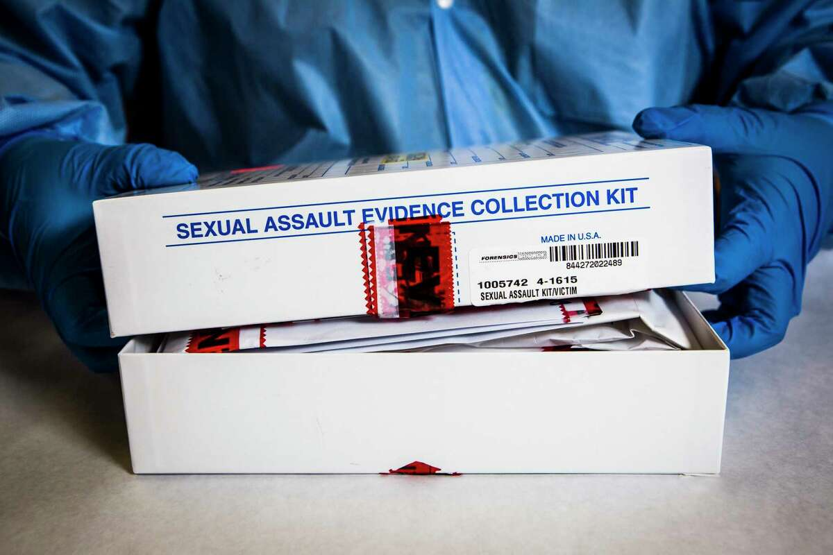 Attorney Randall Kallinen has said in court that the rape kit backlog was