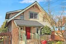 One of Seattle's many quintessential Craftsman with a rocking-chair porch to relax on. Sitting on a quiet street in North Beach, this home features gorgeous hardwoods, ample natural light, and French doors leading to a spacious deck.   2630 N.W. 87th St., listed at $700,000. See  the full listing here .