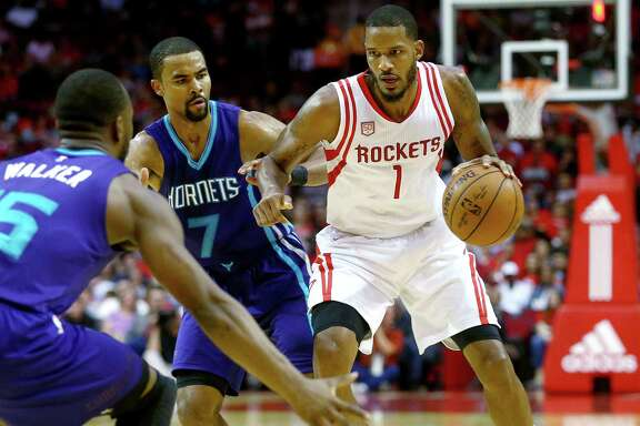 Trevor Ariza will have more playmaking chances at power forward - a spot he will play the next few weeks.