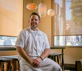 Chef Laurence Jossel of Nopa in San Francisco, Calif., is seen on March 27th, 2017.