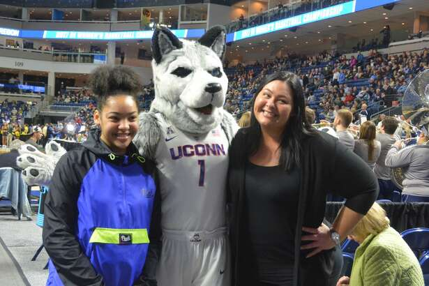 The NCAA Women's Basketball Regional Finals were held at Webster Bank Arena in Bridgeport March 25-27. On March 27, the UConn women took on Oregon. Were you SEEN cheering them on?