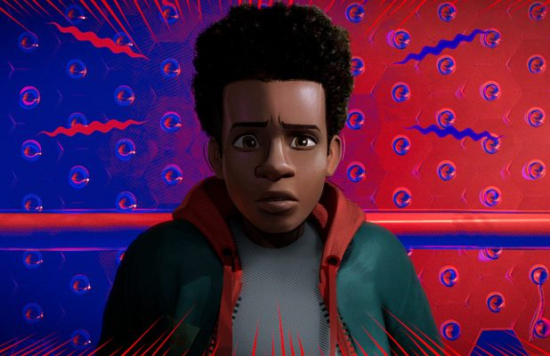 Hilarious New 'Spider-Man: Into the Spider-Verse' Footage Unleashes All the Spider-People