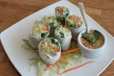 At Thai Kit, freshness is the top priority.  The vision is states clearly on the menu and represented in the food.