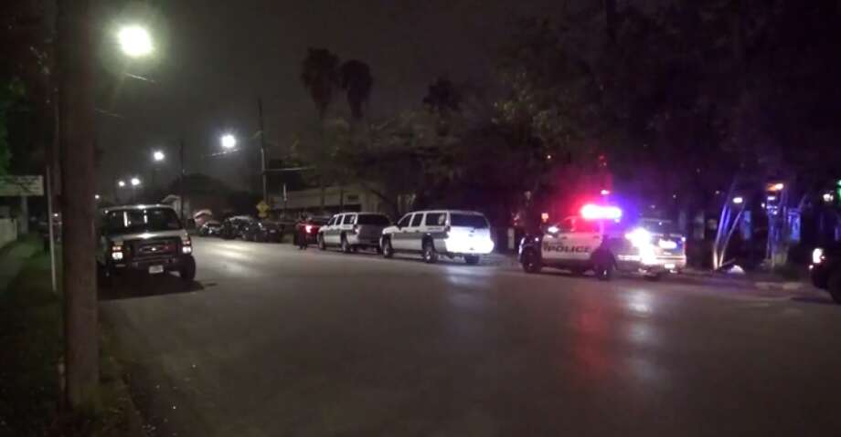 A man was found dead Tuesday in a Heights-area home, after a gun went off. (Metro Video) Photo: Metro Video