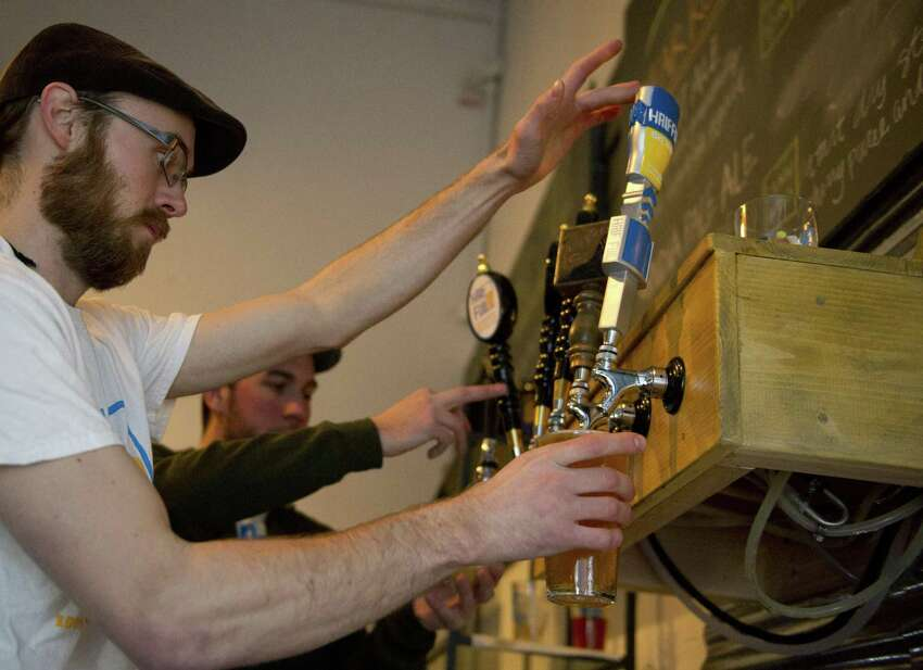 Half Full and other area breweries, including Stratford, Conn.-based Two Roads, will participate in the Ninety9Bottles Craft Beer Festival in Norwalk on Saturday. Find out more.