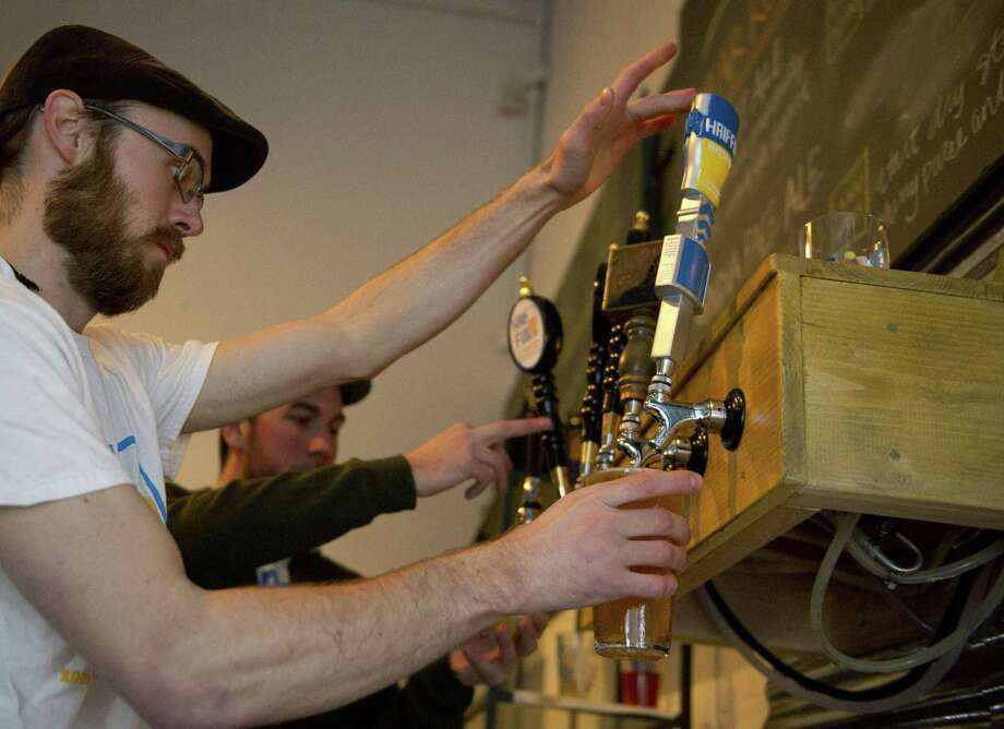 Half Full and other area breweries, including Stratford, Conn.-based Two Roads, will participate in the Ninety9Bottles Craft Beer Festival in Norwalk on Saturday. Find out more. Photo: File Photo / Lindsay Perry / Stamford Advocate
