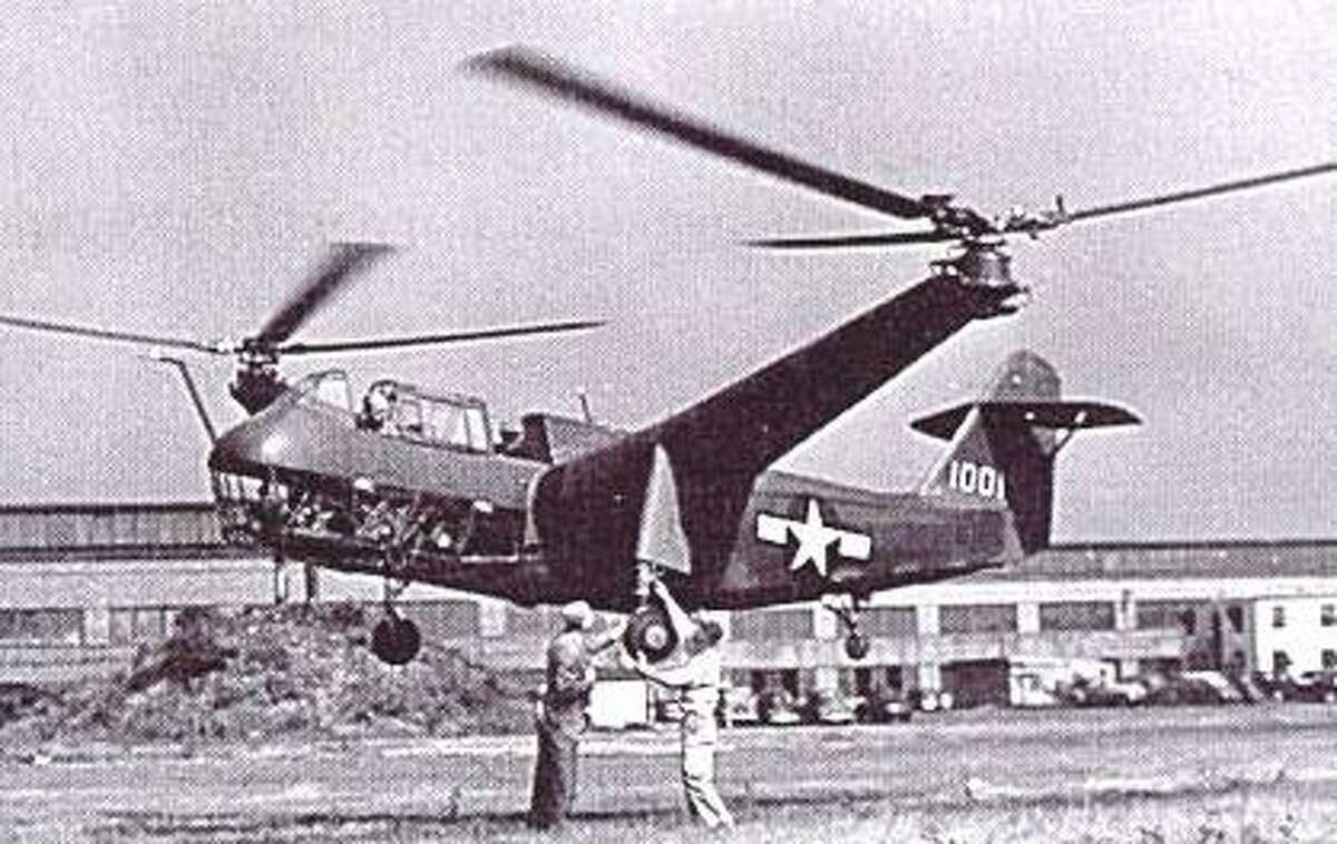 Platt-LePage XR-1 Years active:May 12, 1941 - June 21, 1946